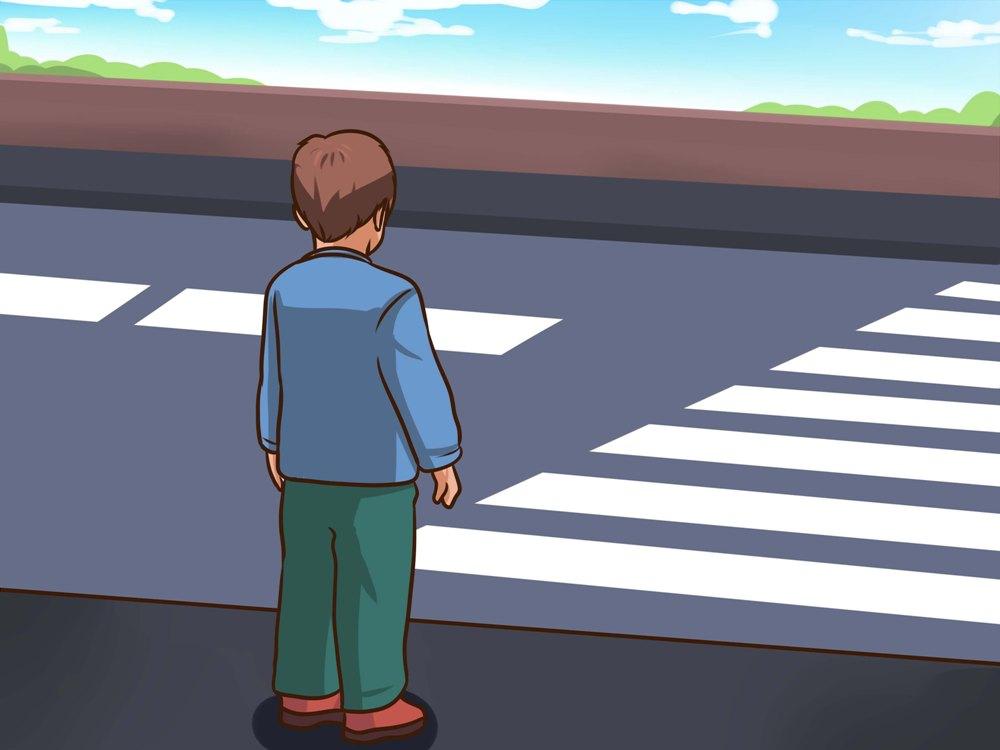 Ինչպես անցնել փողոցը