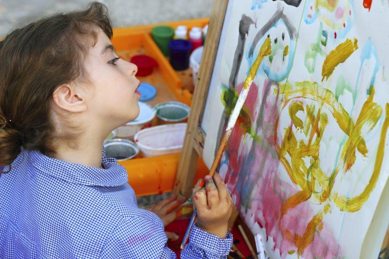 Ինչ է պատմում երեխայի նկարը