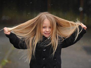 Վիտամիններ երեխաների մազերի համար