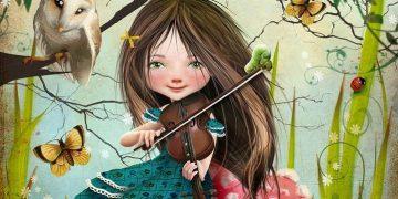 Կախարդված ջութակները