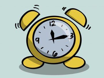 Հեքիաթ Ժամացույցի սլաքները