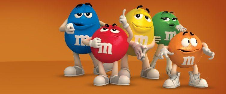 ԱՄԵՆ ԳՈՒՅՆԸ ՄԻ ԺՊԻՏ M&M'S