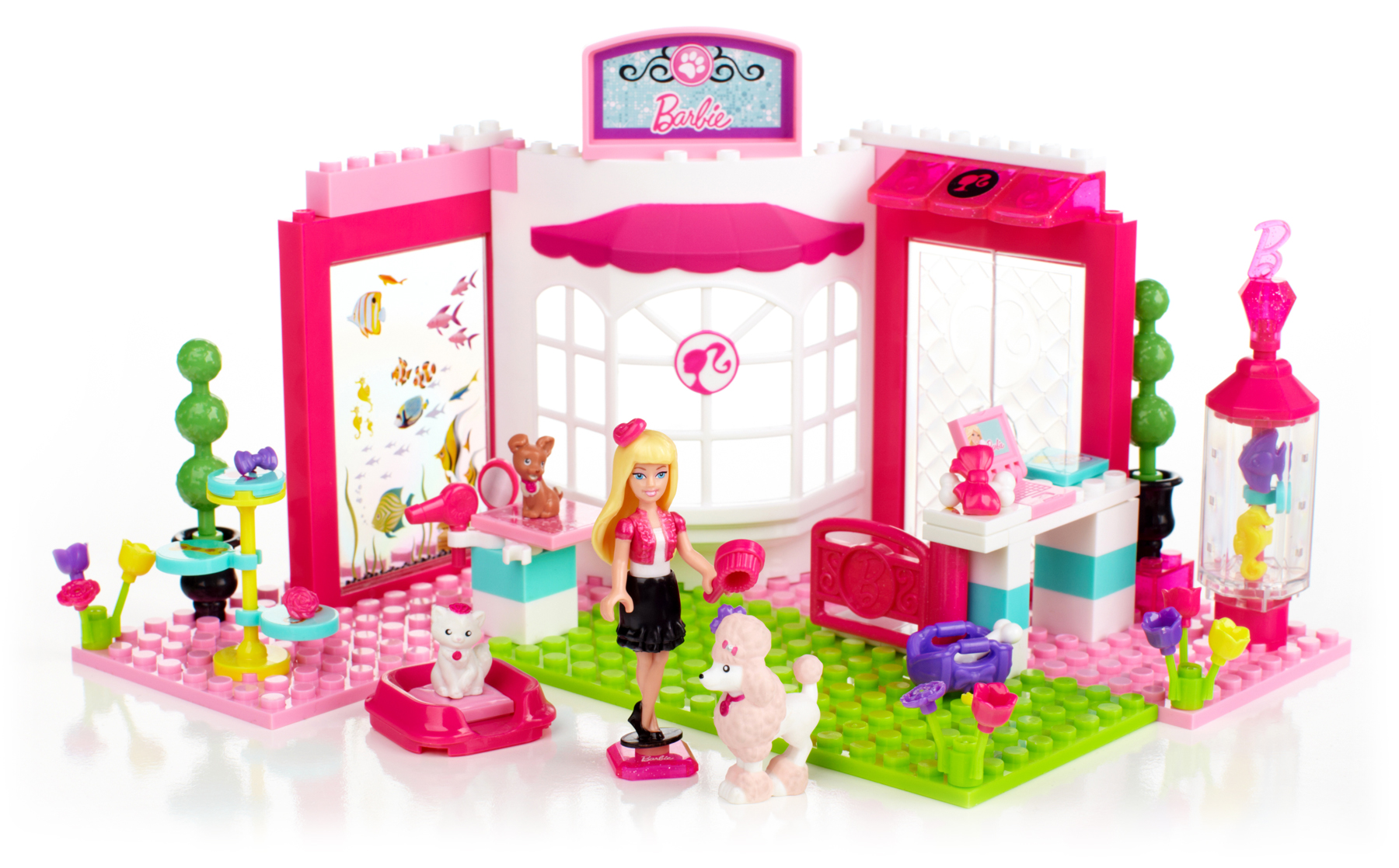 Build n Style Pet Shop