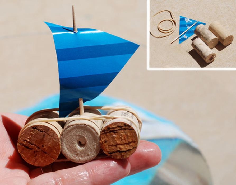 փոքրիկ նավակ