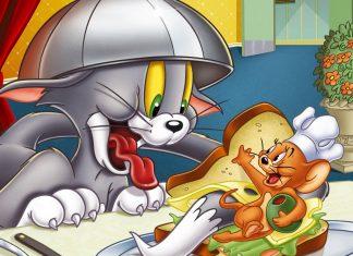 բուտերբրոդ մուկ ու կատու