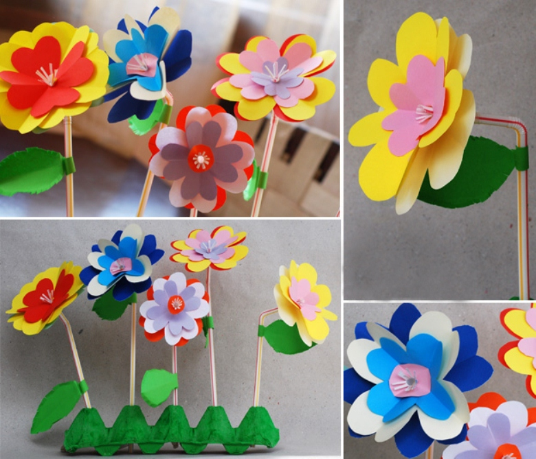 Ծաղիկներ ուսուցչի տոնին