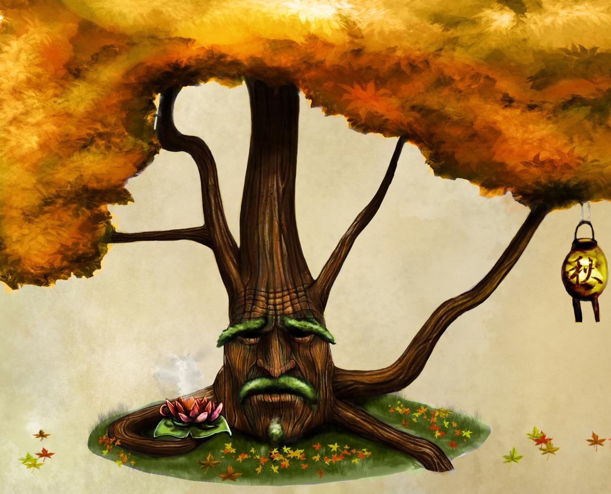Բանաստեղծություն - Ծառի խնդրանքը