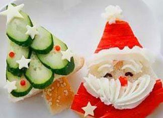 Նոր տարի, նոր կերակուրներ