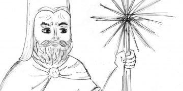 Մհերը և Ահրիմանի դարպասները