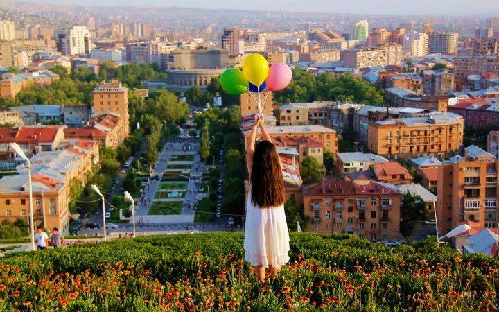Մանկական երգ – Երևան