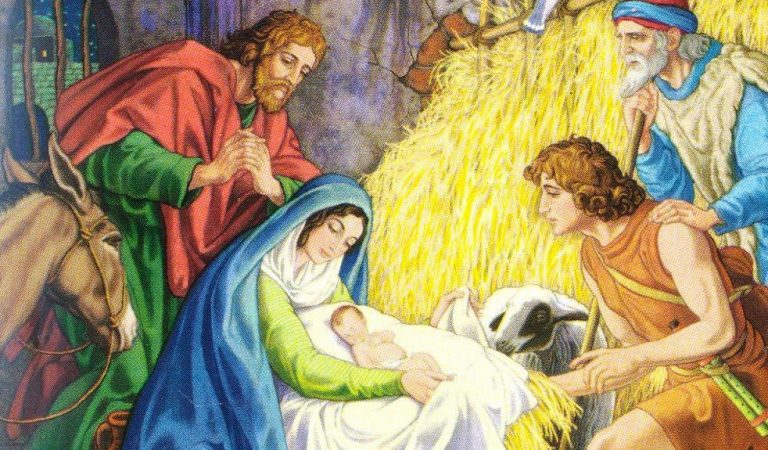 ՄԱՆԿԱԿԱՆ ԱՍՏՎԱԾԱՇՈՒՆՉ – ՀԻՍՈՒՍ ՔՐԻՍՏՈՍԻ ԾՆՈՒՆԴԸ