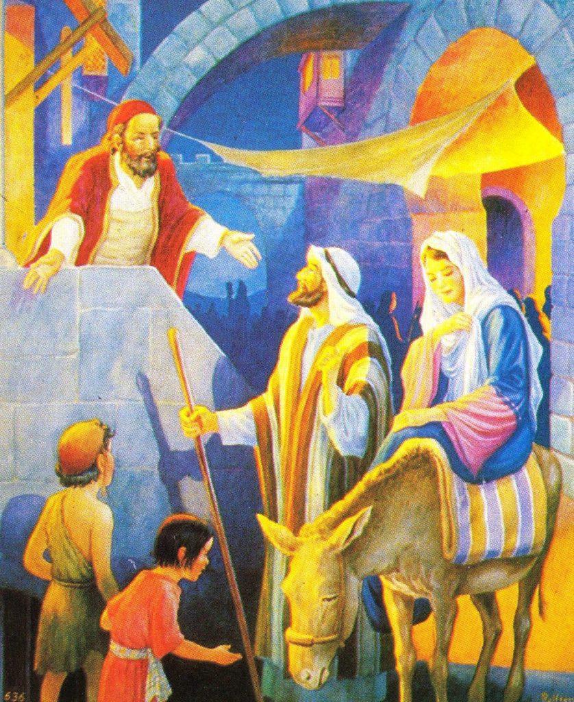 Հիսուս Քրիստոսի ծնունդը
