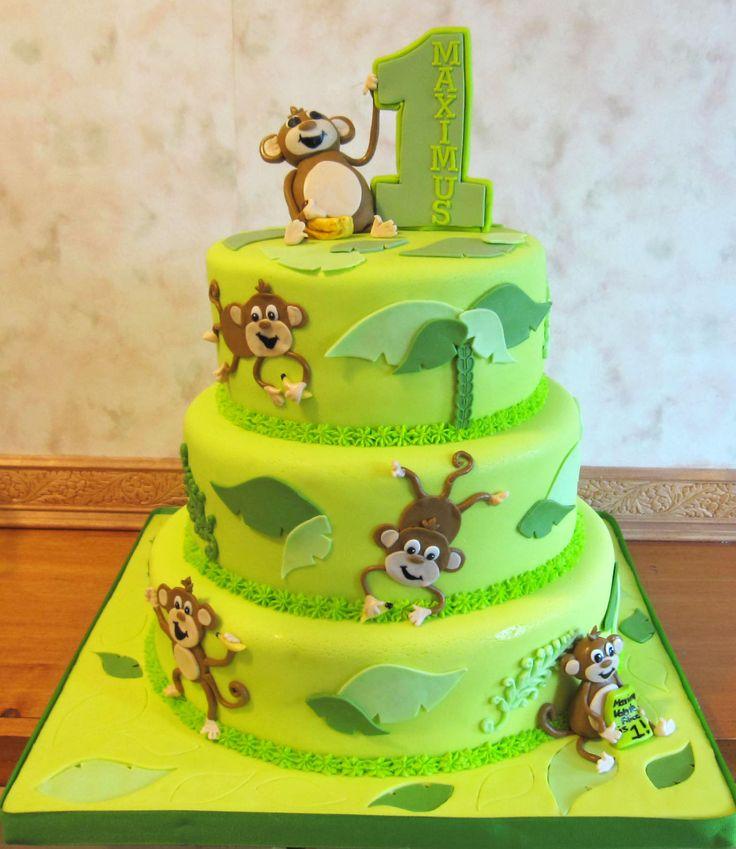 Animal cakes (1)