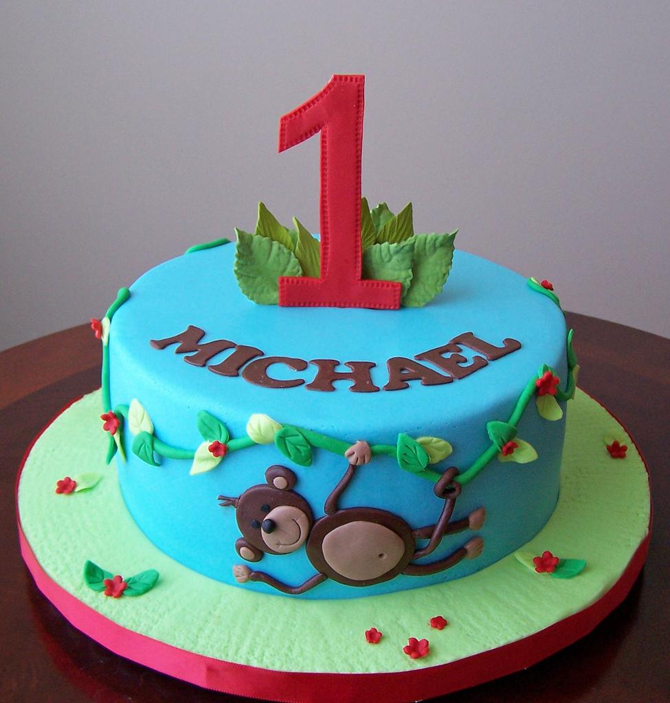 Animal cakes (2)