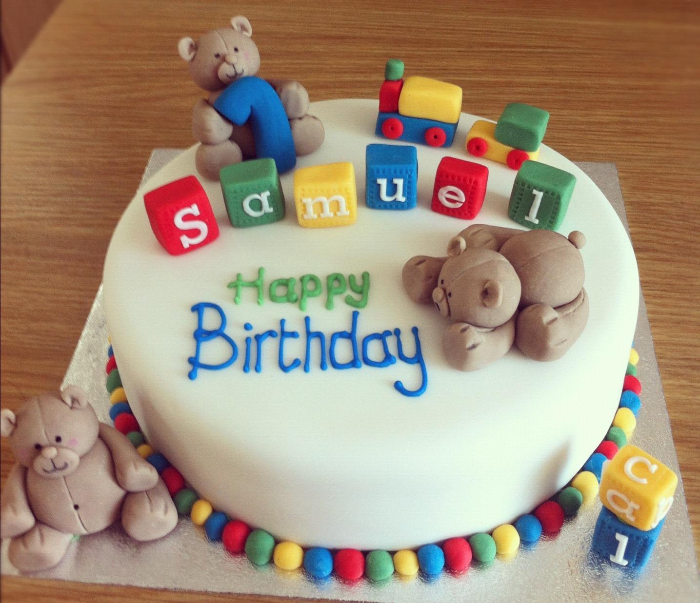 Animal cakes (3)