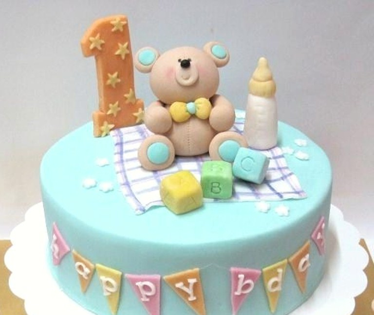 Animal cakes (4)