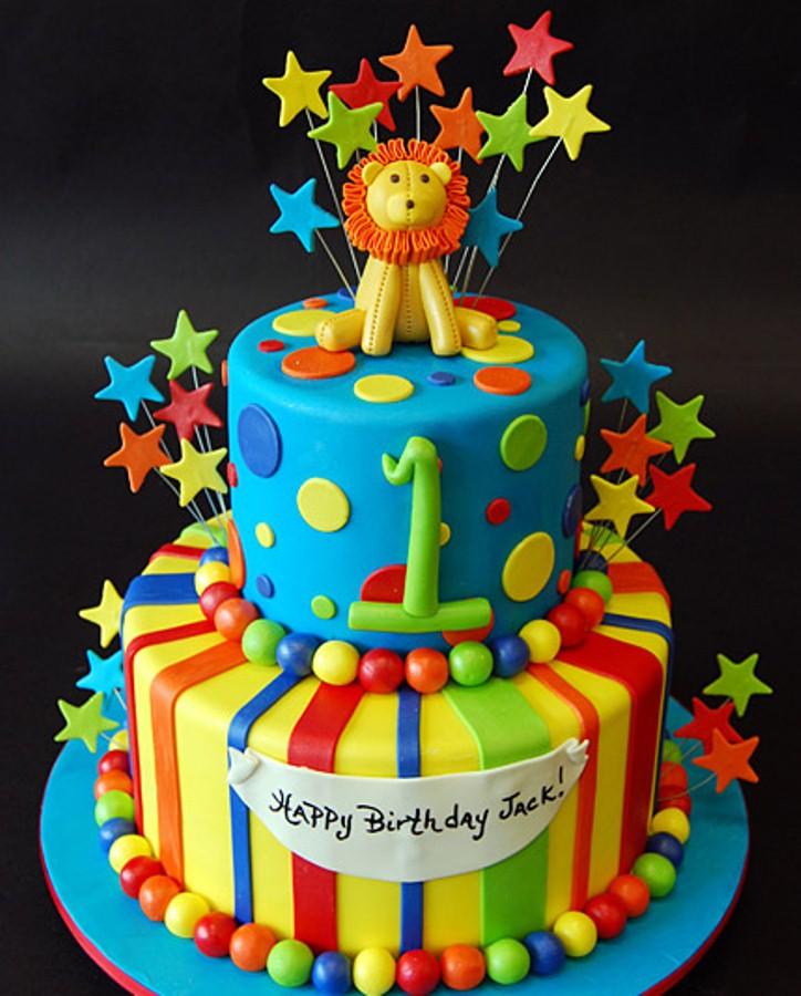 Animal cakes (8)