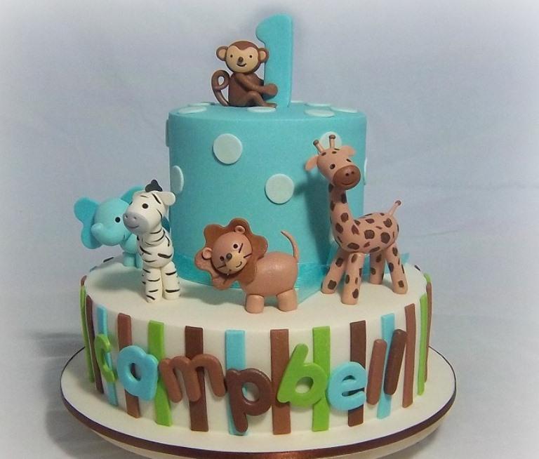 Animal cakes (9)