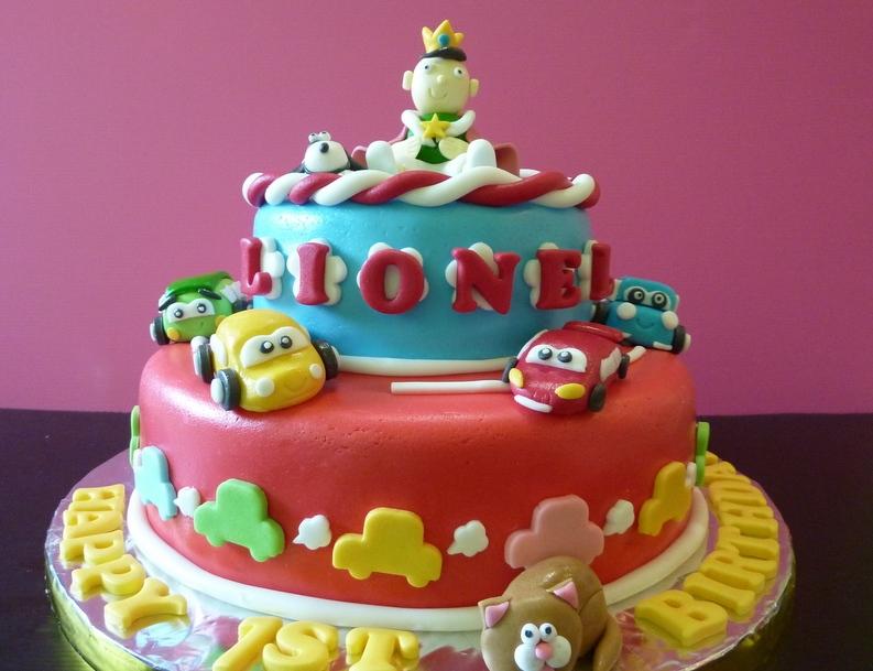 Boy cakes (4)