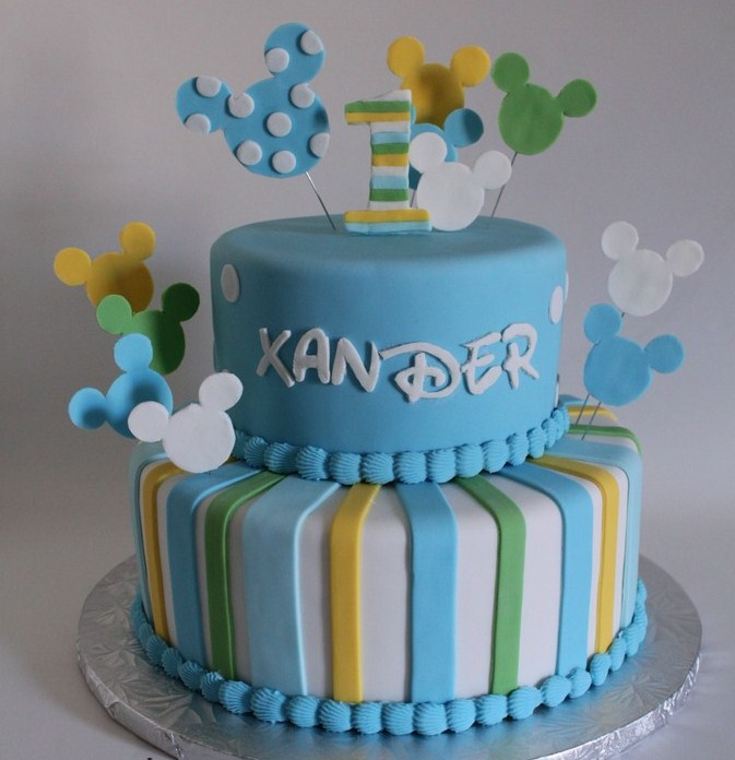 Cartoon cakes (1)